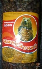 Чикойский кедровый орех